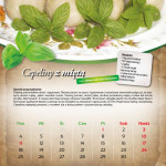 Kalendarz 2013 r. - Listopad