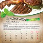 Kalendarz 2013 r. - Kwiecień